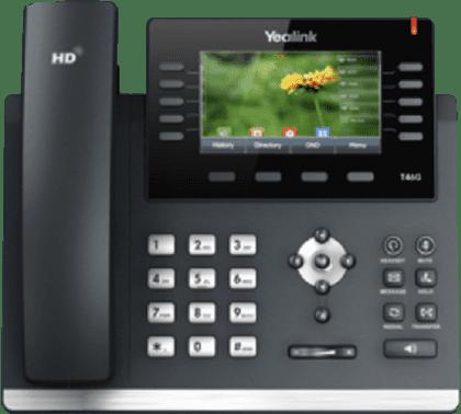 yealink telephone unit