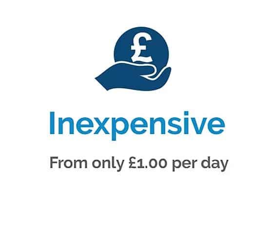 inexpensive symbol