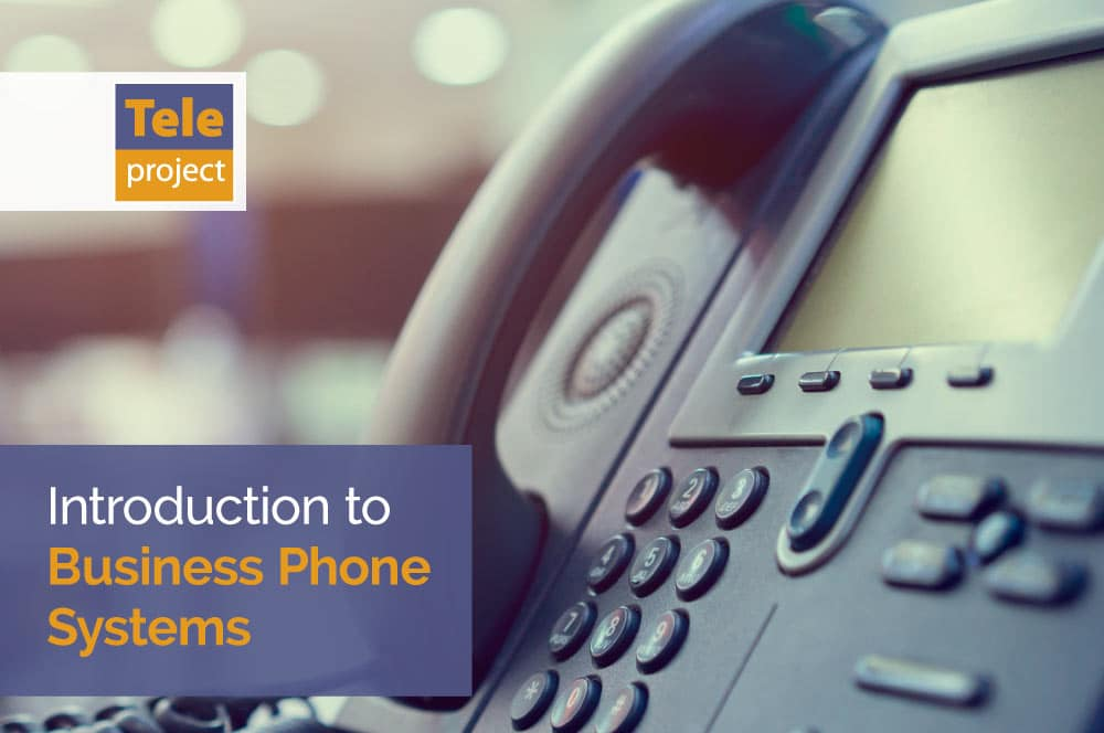 business telephone system header